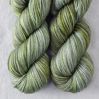 Jungle Thicket - Miss Babs 2-Ply Toes yarn