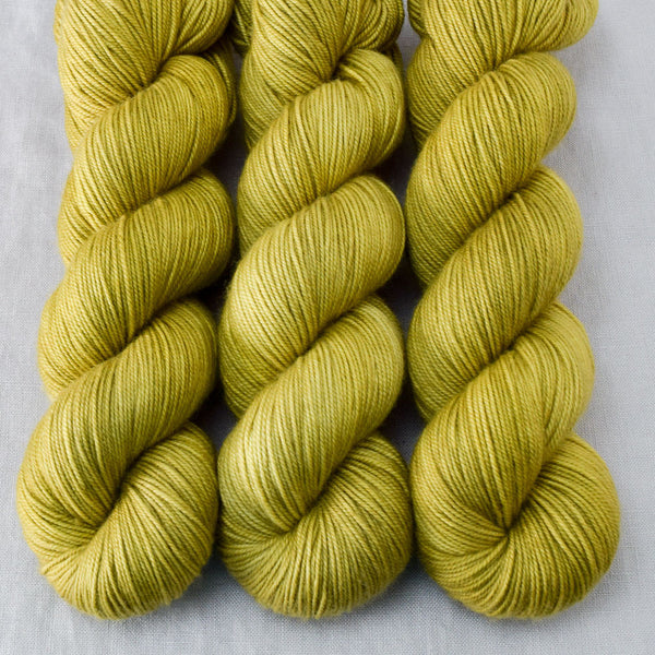 Kaffir Lime - Miss Babs Yummy 3-Ply yarn