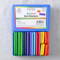 Knitter's Pride Rainbow Knit Blockers