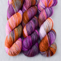 Deep Sea Jellyfish - Miss Babs Kunlun yarn