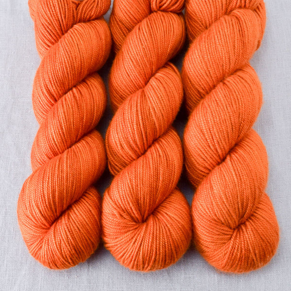French Marigold - Miss Babs Kunlun yarn