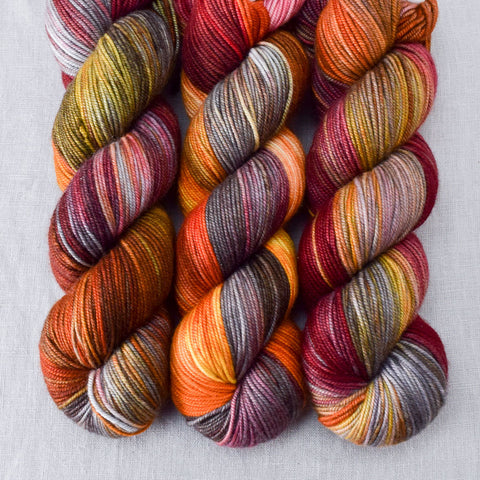 Joan of Arc - Miss Babs Kunlun yarn