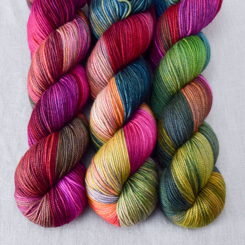 Perfectly Wreckless - Miss Babs Kunlun yarn