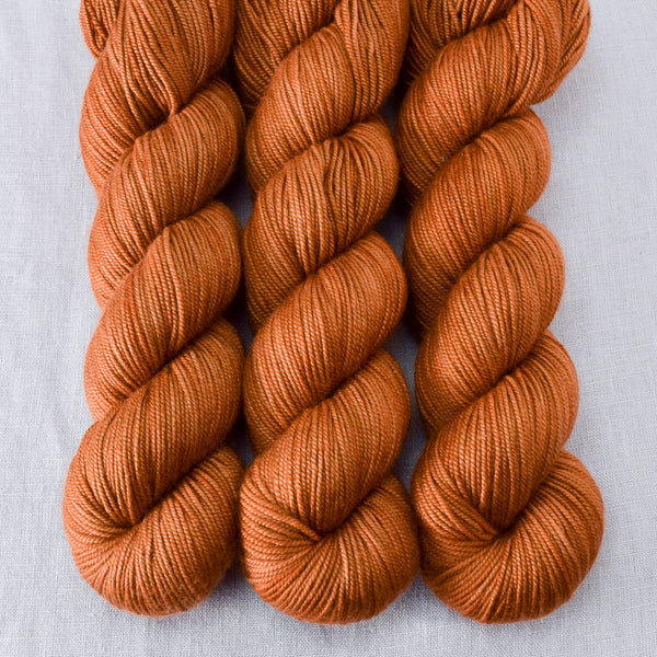 Roasted Pumpkin - Miss Babs Kunlun yarn