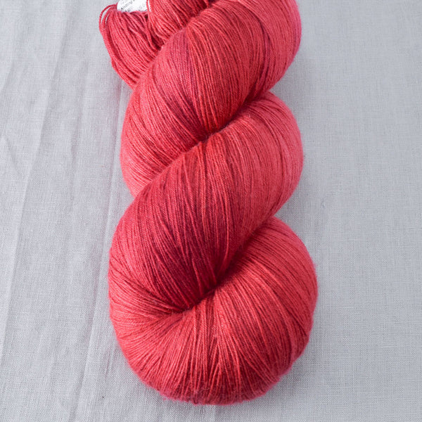 Lady Bug - Miss Babs Katahdin yarn