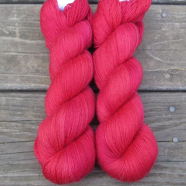 Lady Bug - Miss Babs Northumbria Fingering Yarn