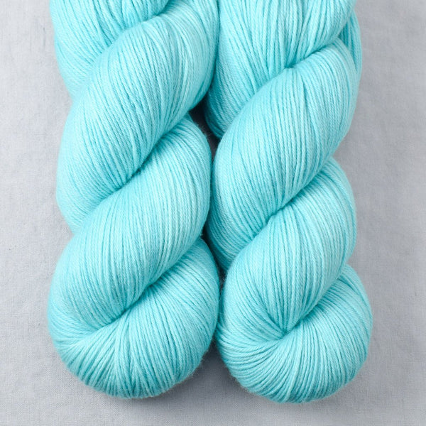 Light Turquoise - Miss Babs Yowza yarn