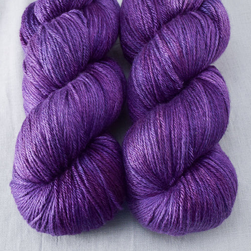 Lilacs - Miss Babs Big Silk yarn