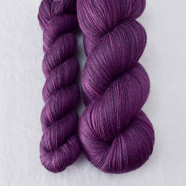 Lilacs Partial Skeins - Miss Babs Katahdin yarn