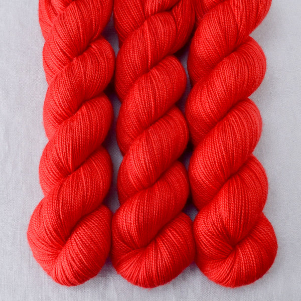Little Red - Miss Babs Yummy 2-Ply yarn