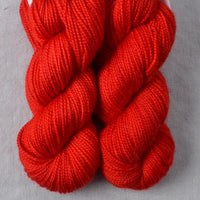 Little Red - Miss Babs 2-Ply Toes yarn