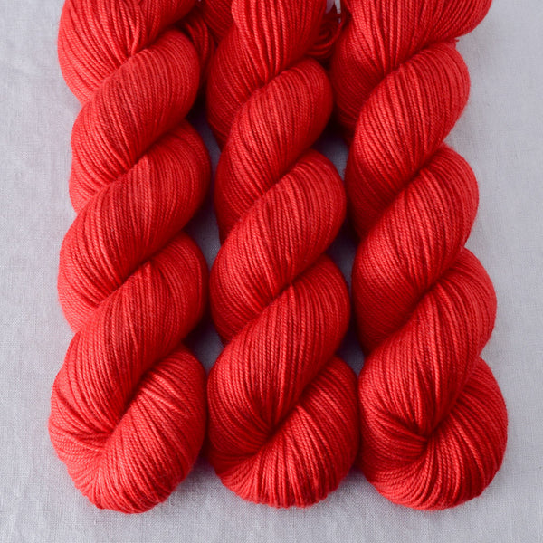 Little Red - Miss Babs Yummy 3-Ply yarn
