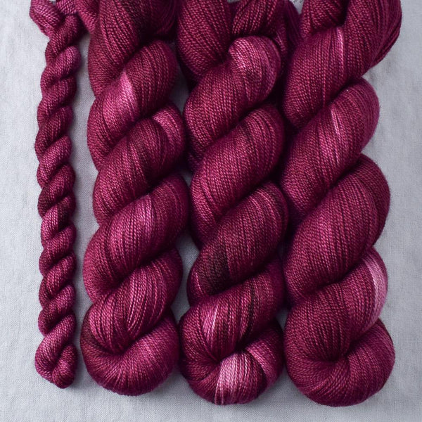 Livid Partial Skeins - Miss Babs Dulcinea yarn