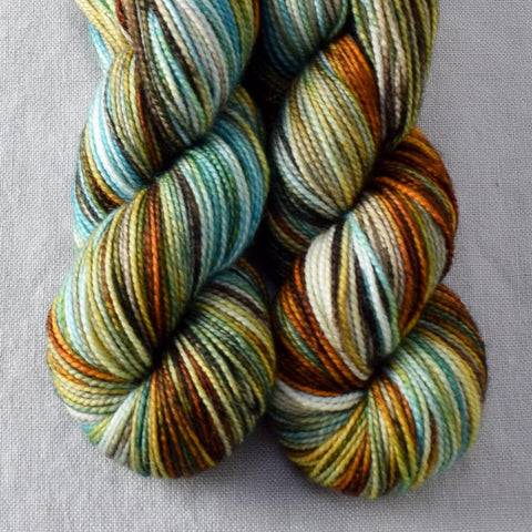 Lost Treasure - Miss Babs 2-Ply Toes yarn