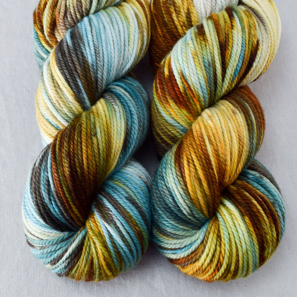 Lost Treasure - Miss Babs K2 yarn