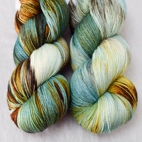 Lost Treasure - Miss Babs Katahdin yarn