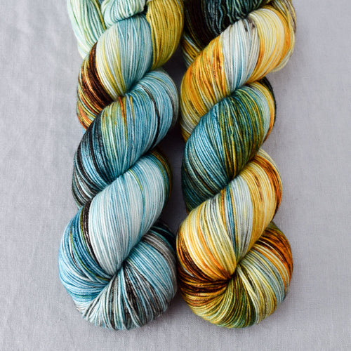 Lost Treasure - Miss Babs Keira yarn