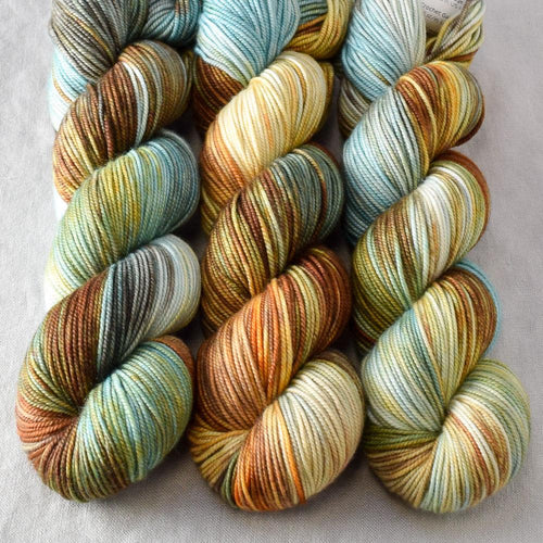 Lost Treasure - Miss Babs Kunlun yarn