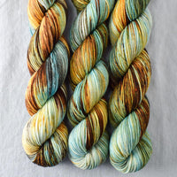 Lost Treasure - Miss Babs Putnam yarn
