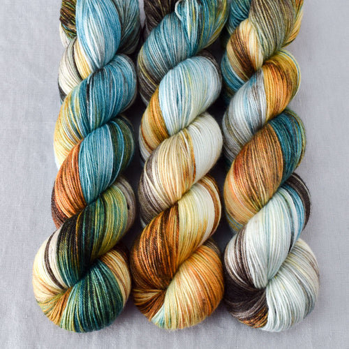 Lost Treasure - Miss Babs Tarte yarn
