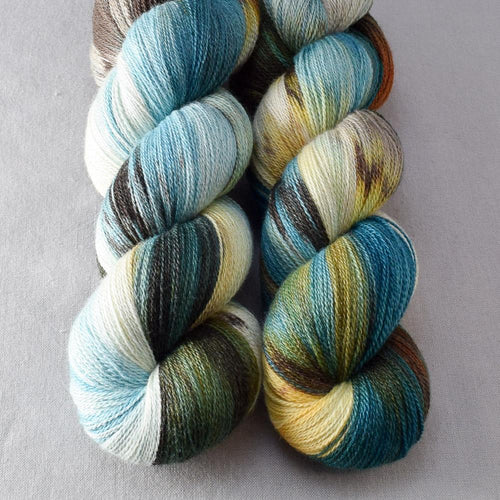 Lost Treasure - Miss Babs Yearning yarn