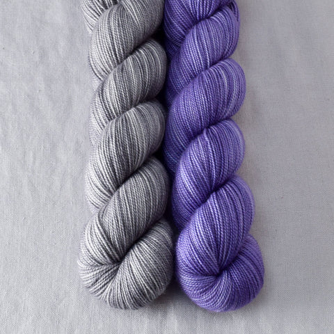 Luna Granite, Oomph - Miss Babs 2-Ply Duo