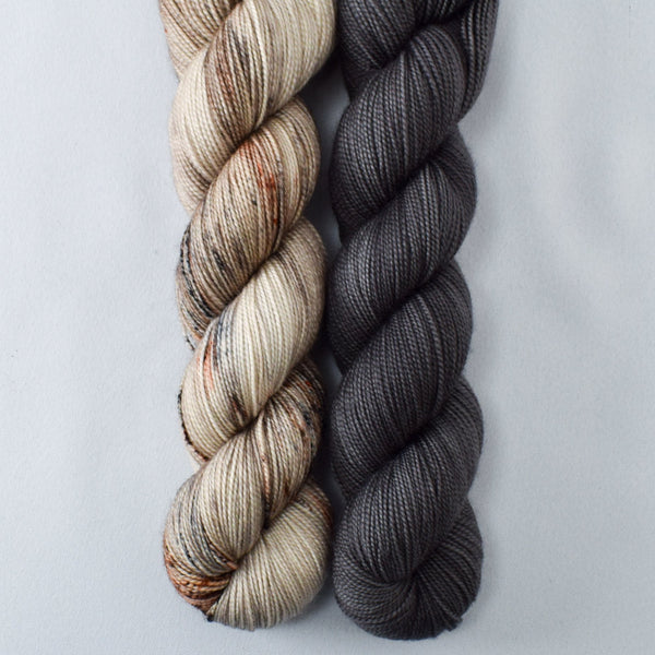 Lycan, Rock Sparrow - Miss Babs 2-Ply Duo
