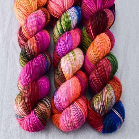 Mad Hatter - Miss Babs Yummy 2-Ply yarn