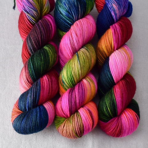 Mad Hatter - Miss Babs Yummy 3-Ply yarn