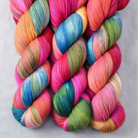 Mad Hatter - Miss Babs Dulcinea yarn