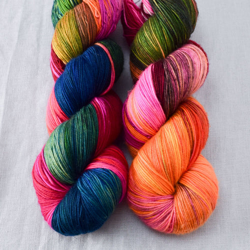 Mad Hatter - Miss Babs Keira yarn
