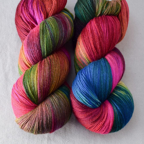Mad Hatter - Miss Babs Killington yarn