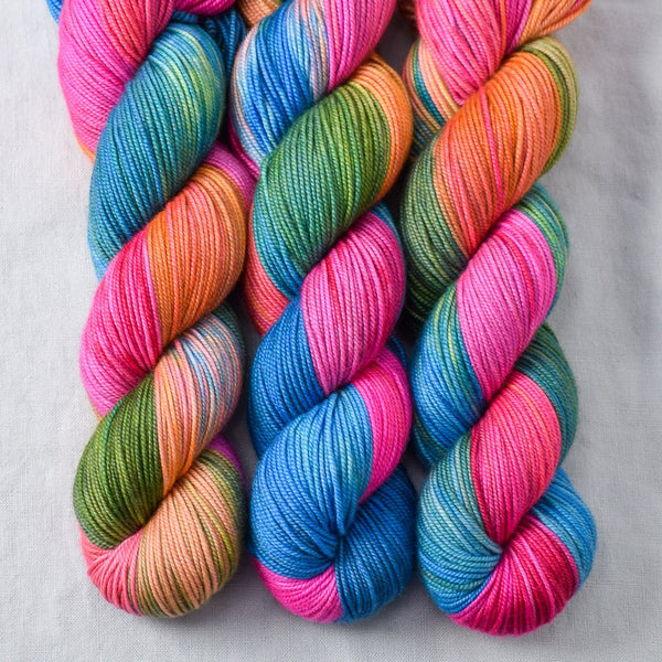 Mad Hatter - Miss Babs Kunlun yarn