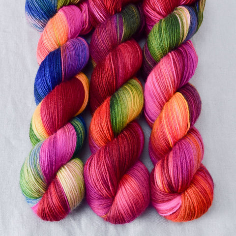 Mad Hatter - Miss Babs Northumbria Fingering yarn
