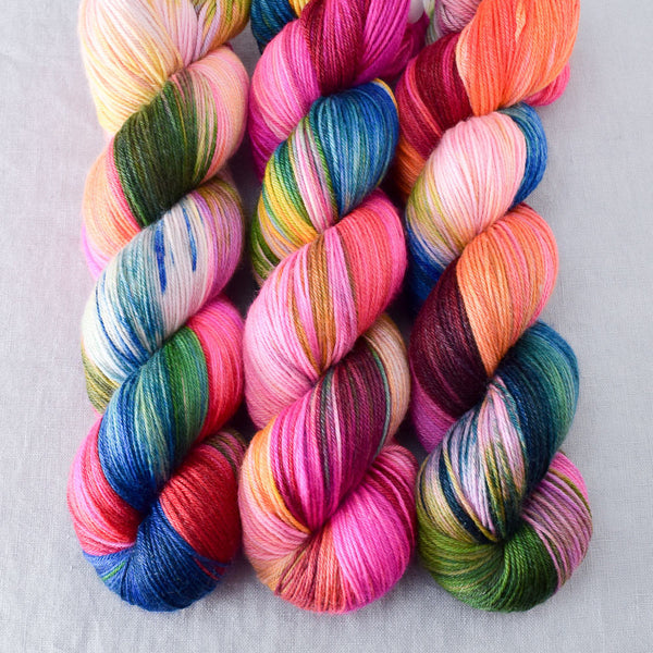 Mad Hatter - Miss Babs Tarte yarn