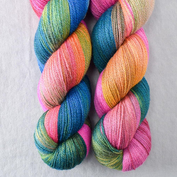 Mad Hatter - Miss Babs Yearning yarn