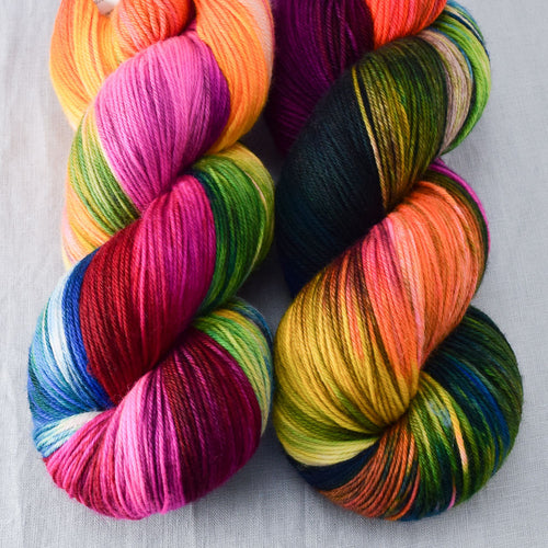 Mad Hatter - Miss Babs Yowza yarn