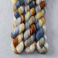Meadow Brown - Miss Babs Sojourn yarn - Destash Clearance