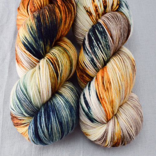 Meadow Brown - Miss Babs Yowza yarn