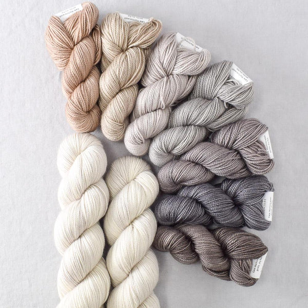 Meditation Garden - Miss Babs Garden Variety Set yarn
