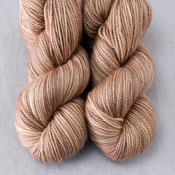 Milk Chocolate - Miss Babs 2-Ply Toes yarn