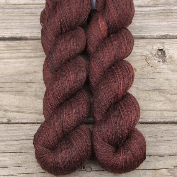 Molasses - Miss Babs Tarte yarn