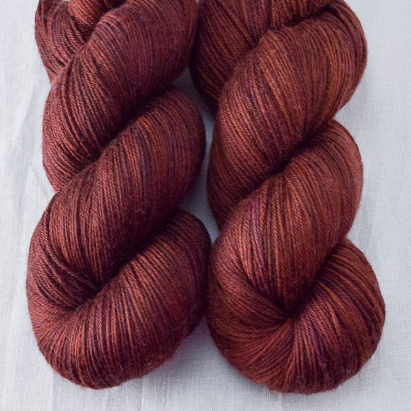 Molasses - Miss Babs Yowza yarn