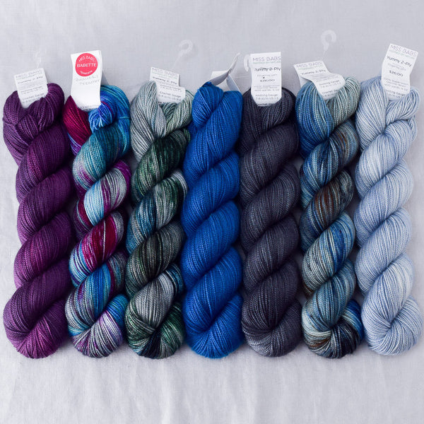 Moody Blues - Miss Babs Yummy 2-Ply Fade Set