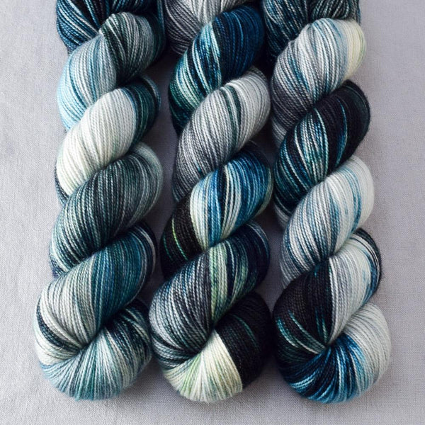 Moonlight Stroll - Miss Babs Yummy 2-Ply yarn