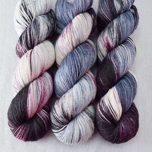 Morticia - Miss Babs Tarte yarn