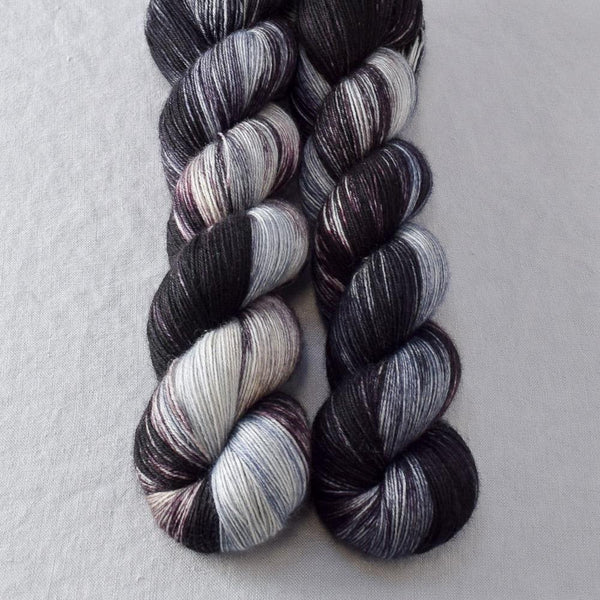 Morticia Partial Skeins - Miss Babs Katahdin yarn