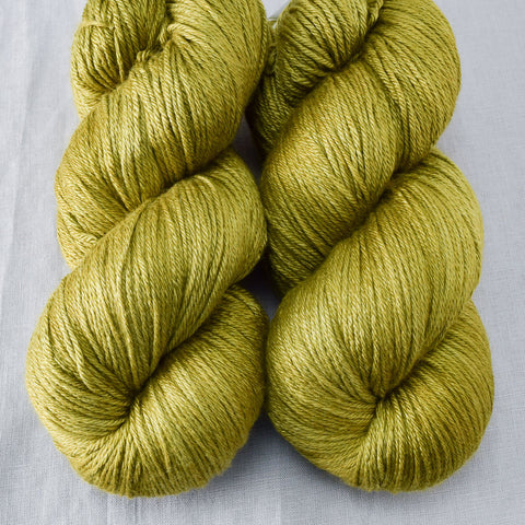 Moss - Miss Babs Big Silk yarn