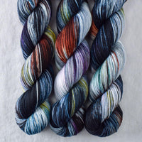 Mystery Girl - Miss Babs Putnam yarn