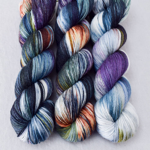 Mystery Girl - Miss Babs Tarte yarn